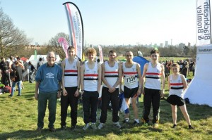 LPS athletes at National 2012