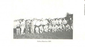 Sefton Harriers Cross Country Championships 28Jan1989