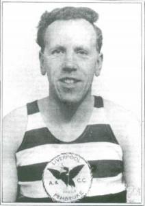 Charles Bourne in Pembroke vest