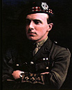 Captain Noel Chavasse in  army uniform