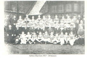 Sefton Harriers 1927-28