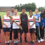 Micronesia Team at Edge Hill with LPS members