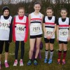 Maddy Firth-Cook, Kia Cheetham, Ellen Murgatroyd, Megan Barnsley, and Alex Barnsley.