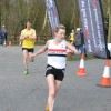 Kirsty Longley set new course record at Halwood 5k