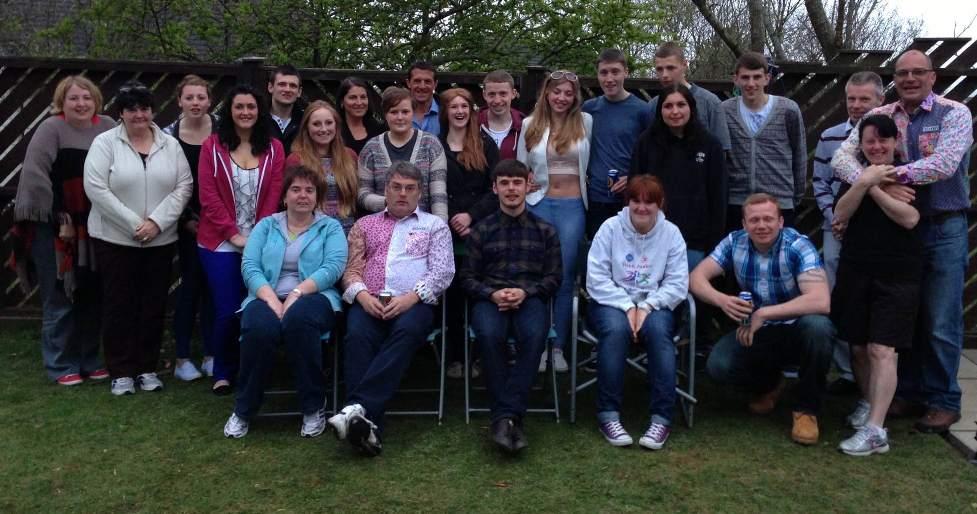 LPS Team at Douglas IOM May 2013