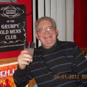 Dave McComb snr 2012