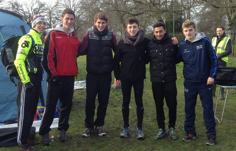 LPS 2nd team in 2014 L&D Champs (L to R) Ian Roberts, James Loftus, Ryan Blackwell, Ben Costello, Warren Turner and Stu Haw