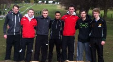 LPS Junior Men at Nottingham