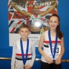 Own Southern & Jade Murphy medal winners at Sheffield