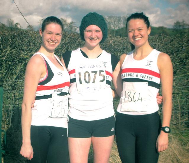 Vicky Jones, Maxine Thompson & Kirsty Mackenzie Kendal March 2014