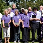 Merseyside County AA Long service awards