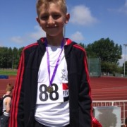 Owen Southern High Jumper winner at Bebbibgton