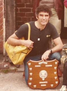 Alan Cadwallader April 1981 West Derby
