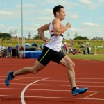Jesse Roberts in 400m