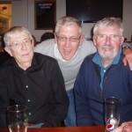 Mick Fynn, Dave Evans & Mike Gilbert