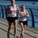 Greg Callaghan & Kirsty Longley