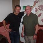 Robbie Wood & Reg Armstrong