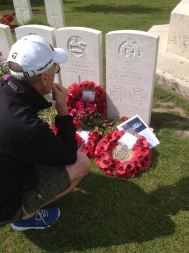 Noel Chavasse's grave