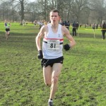 Dan Slater in action at Witton Park