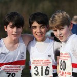 U13B L-R Jake Dickinson, Matthew Russo, Mark Roberts