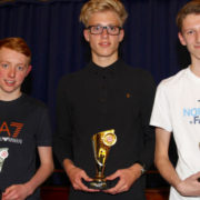 Individual awards went to Adam Jones (U15B -silver)& Ross Harrison (U15B - bronze)