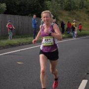 Kirsty on route to victory
