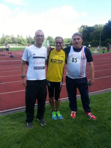 Sammy Rashid, Clare Constable & Dave Brown
