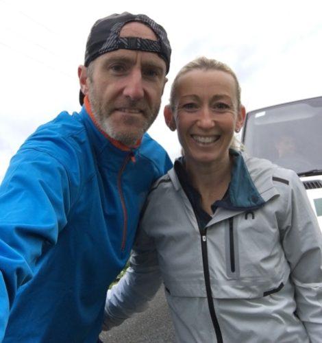 Mark Wynne & Kirsty Longley at Hale