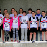 LPS young athletes at Blackpool