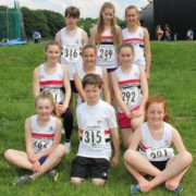 LPS young athletes at Witton Park
