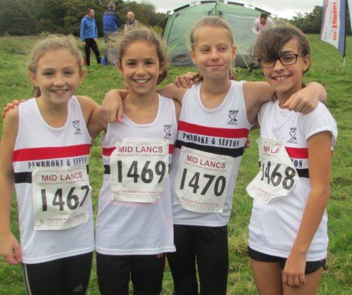 LPS Under 11 girls