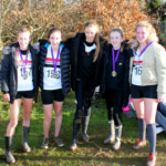 LPS U15 Girls medal winners