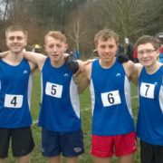 West Lancs senior boys team
