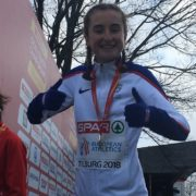 Tiffany Penfold team gold medal winner at European cross country championships 2018