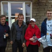 Chris Pedder, Shaun Lea, Debbie Campbell and Sam Car
