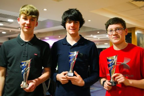 Oliver Sutcliffe, Jake Dickinson & Thomas Corlett