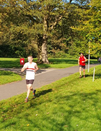 Andrew Conway LPS at cross country L&D St Helens