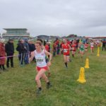 Debbie Campbell at Master XC 2019
