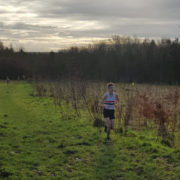 Ross Harrison Leads at Beacon Park Cross Country