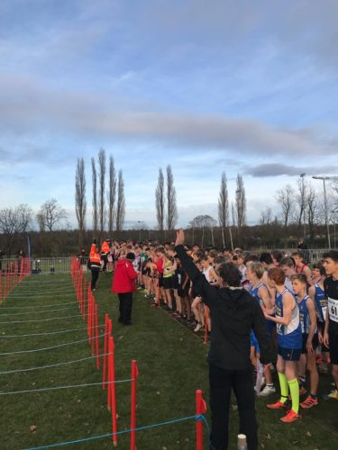 English Schools Cross Country Cup
