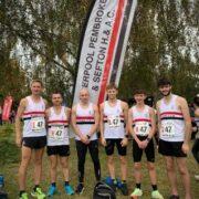 LPS senior men's team national road relay 2021